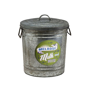 [오알이펫] Pet Food Bins-Melrose Millk F430(틴케이스)
